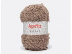 Fil Velour (100 gr) Katia 80% Polyamide 20% Polyester