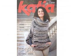 Catalogue Katia N°83 Sport Automne - Hiver