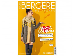 Magazine tricot N°181, Paris London, Bergère de France