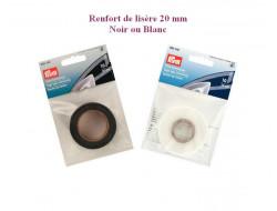 Renfort de lisière 20 mm