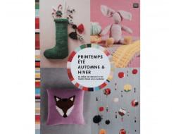 Livre Rico 50 idées de crochet et de tricot