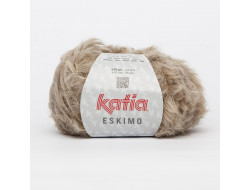 Fil Eskimo Katia 38% Polyamide 28% Acrylique 25% Alpaga 9% Laine