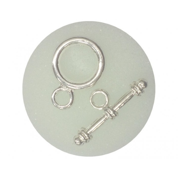 Fermoir Toggle rond