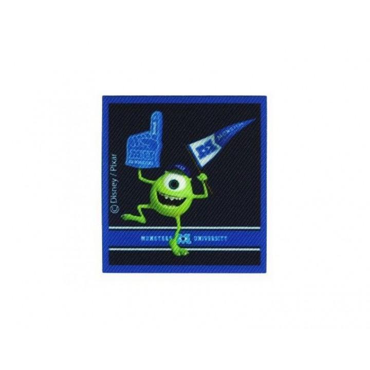Ecusson thermocollant Monstres et Cie, Monstres Academy, Bob