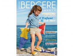 Magazine tricot N°185, Printemps-Eté Enfants, Bergère de France