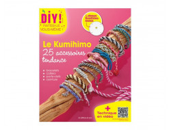 Le Kumihimo 25 accessoires tendance