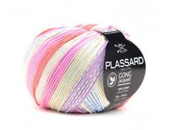 Fil Gong Jacquard de Plassard 100% Coton