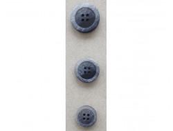 Boutons gris classique