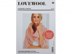 Livre Rico Lovewool Collection Printemps Eté
