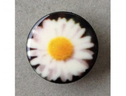 Bouton marguerite 18 mm