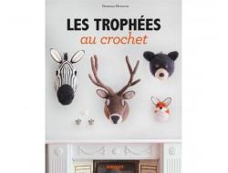 Trophées d'animaux au crochet Vanessa Mooncie