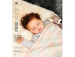Catalogue tricot Rico Baby 17, bébés - Laines Rico