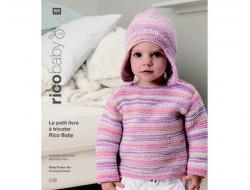 Catalogue tricot Rico Baby 18, bébés - Laines Rico