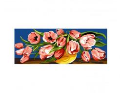 Canevas Les tulipes, Seg de Paris