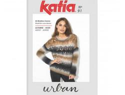 Catalogue Katia N°91 Urbain pour femmes