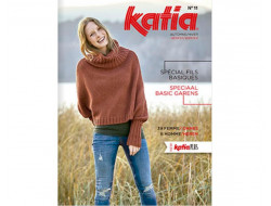 Catalogue Katia N°11 Spécial fils basiques