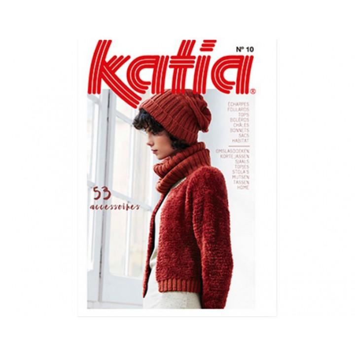 Catalogue Katia N°10 Accessoires