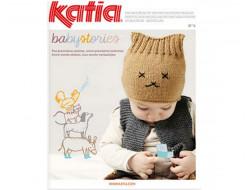 Catalogue Katia N°4 Babystories