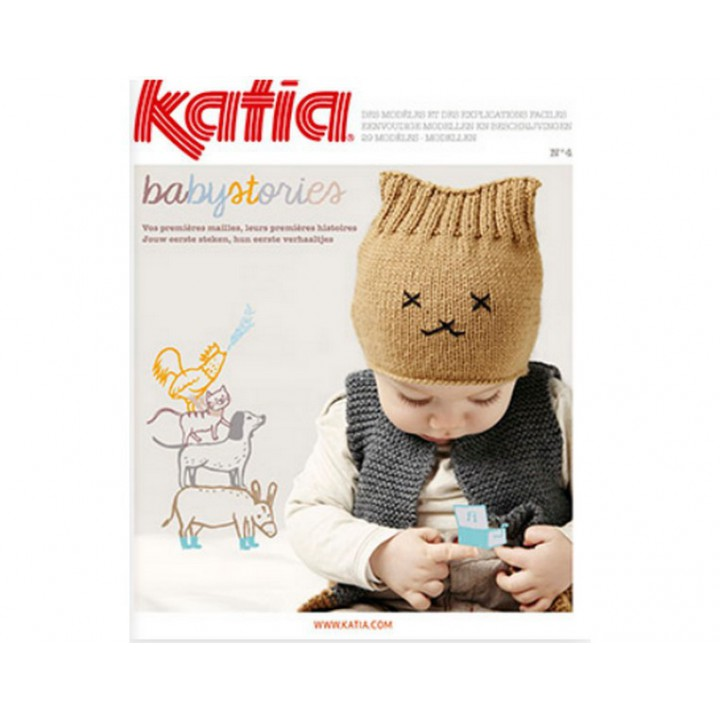 Catalogue Katia N°4 Babystories