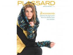Catalogue tricot N°125 Spécial mèches - Laines Plassard