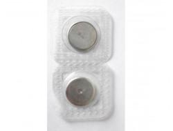 Boutons aimant Néodyme gainés de PVC 17 mm