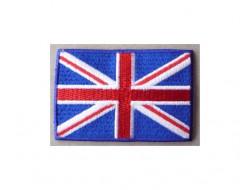 Ecusson thermocollant drapeau Grande Bretagne