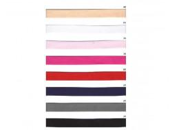 Élastique bretelles lingerie 15 mm