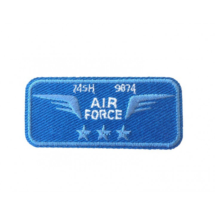 Ecusson thermocollant Air Force