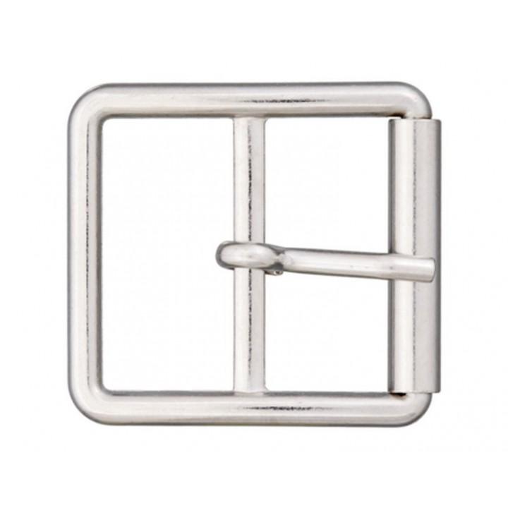 livraison gratuite f8623 83701 Boucle ceinture métal argent 30 ou 40 mm, Mercerie Floriane