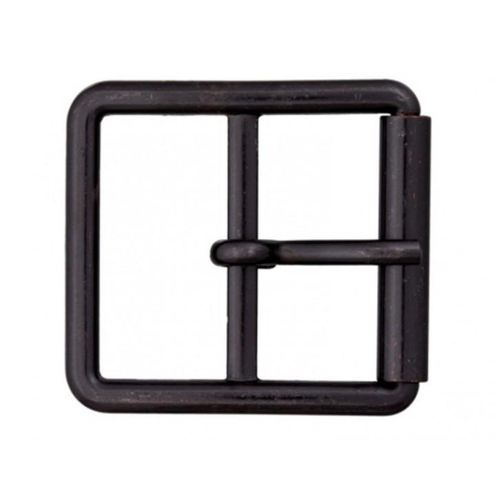 Boucle ceinture métal noir 30 ou 40 mm, Mercerie Floriane 0e91db13a90