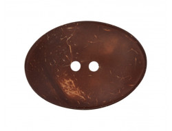 Gros bouton bois coco