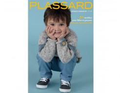 Catalogue tricot N°128 Enfants Tendances - Laines Plassard