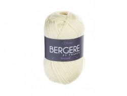 Fil Idéal Bergère de France 40% Laine peignée 30% Acrylique 30% Polyamide