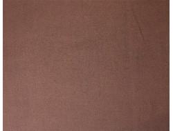 Tissu coton Marron
