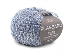 Fil Marée de Plassard 94% coton, 6% polyamide