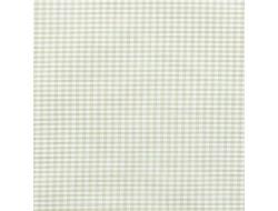 Tissu imprimé - Vichy petits carreaux beige