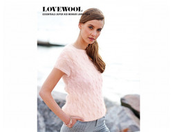 Modèle N°03 catalogue Lovewool N°4 - Rico