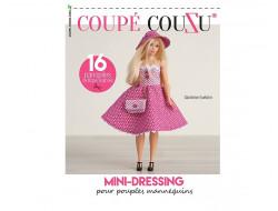 Coupé couZu - Mini-dressing pour poupées mannequins