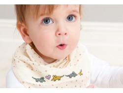 Foulard bébé RICO