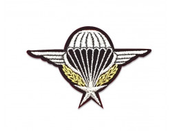 Écusson thermocollant - Brevet Parachutiste Blason Air Force