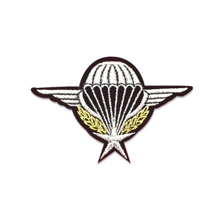 Écusson thermocollant - Brevet Parachutiste Blason Air Force