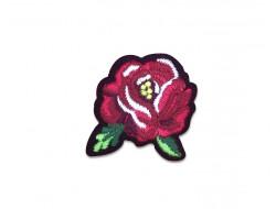 Écusson thermocollant - Petite Rose