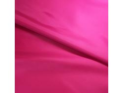 Doublure en pongé - Rose fuchsia