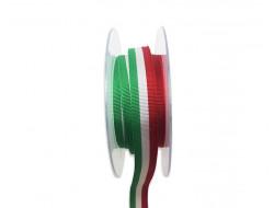 Ruban drapeau italien