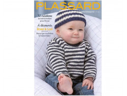 Magazine tricot N°131 Layette intemporel - Laines Plassard