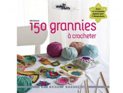 150 grannies à crocheter - Edie Eckman
