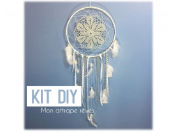 Kit DIY - Attrape rêves