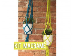 Kit Macramé - DIY