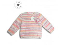 Layette bébé Multi-couleur - 100% fait main
