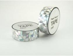 Masking Tapes - Holographique argent